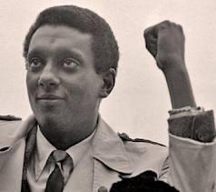 The power and confidence of Kwame Turé