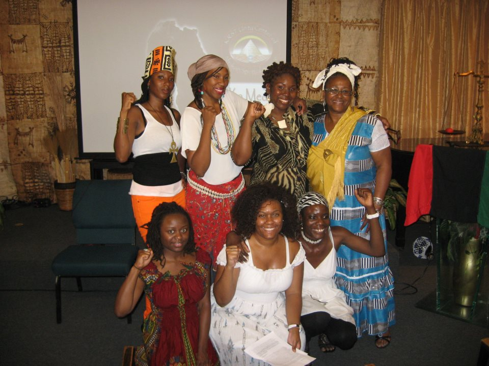 Pan-African Women's Day WEBCAST