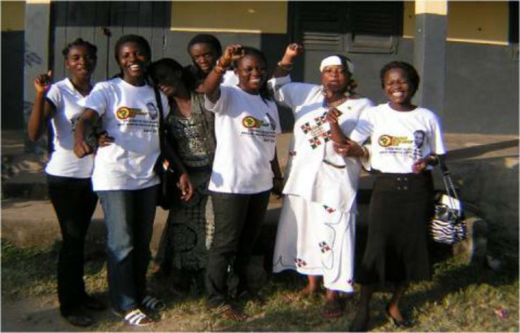 The All-African Women's Revolutionary Union