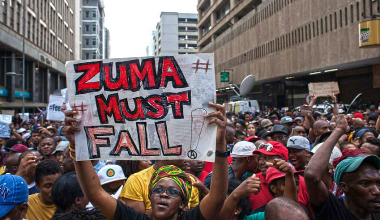 Zuma is Not the Main Problem, Settler and Neo-Colonialism Is!