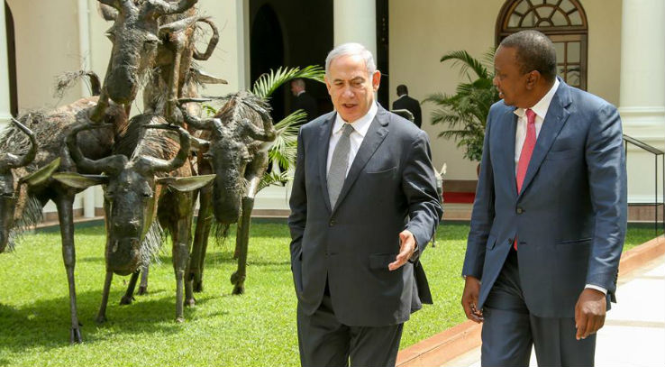 Call to Boycott African Israeli Summit