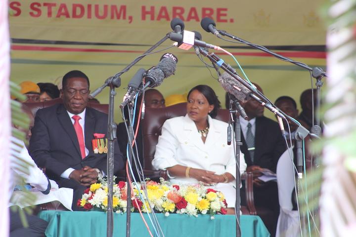 Forward with the Zimbabwe Revolution