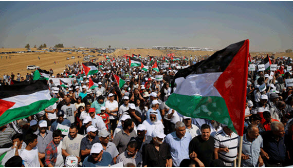 "Palestinian March of Return: ""Is Our March"""