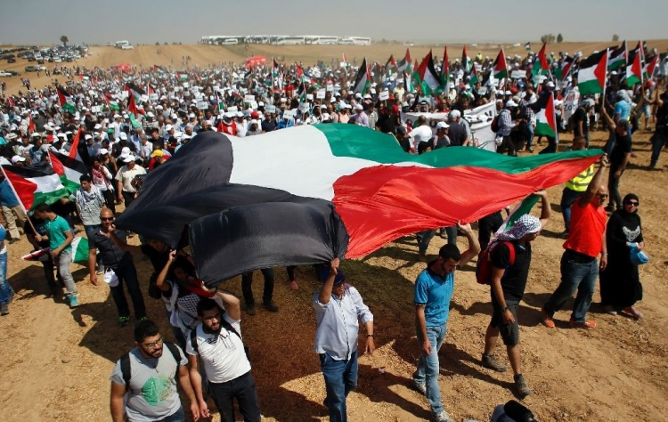 The A-APRP Stands in Solidarity with Palestinians Right of Return