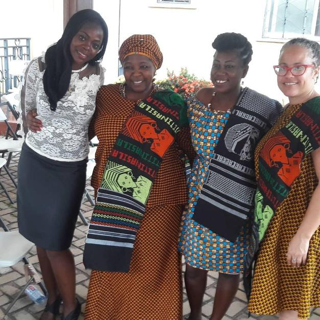 Pan-African Women's Day Wraps Up A-APRP 50th Anniversary Week Activities