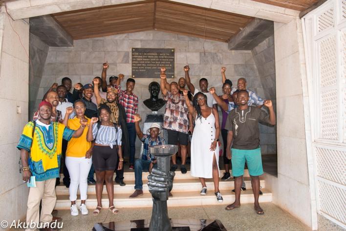 The Osagyefo Educational Experience in Ghana