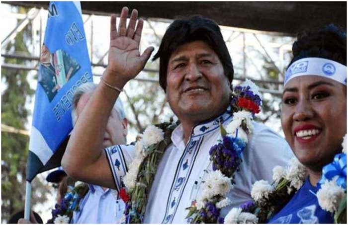 The World Condemns the Coup in Bolivia