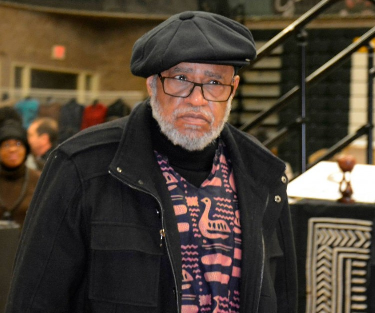 The A-APRP salutes Brother Conrad Worrill – We Will Continue the Struggle!