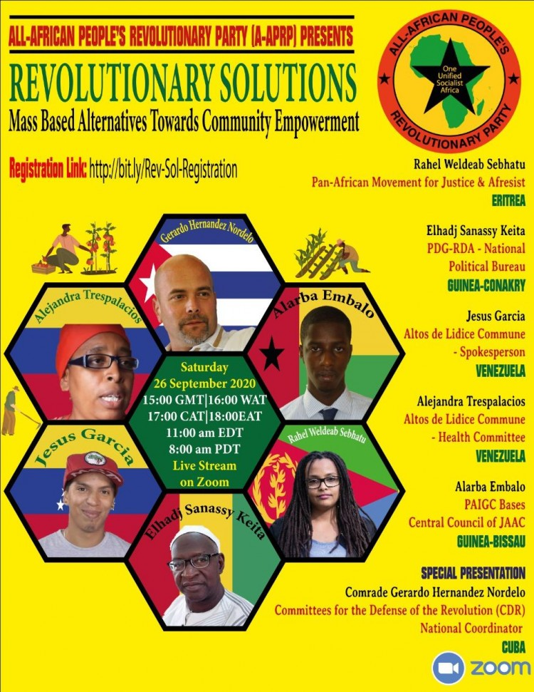Revolutionary Solutions: Mass Based Alternatives Towards Community Empowerment