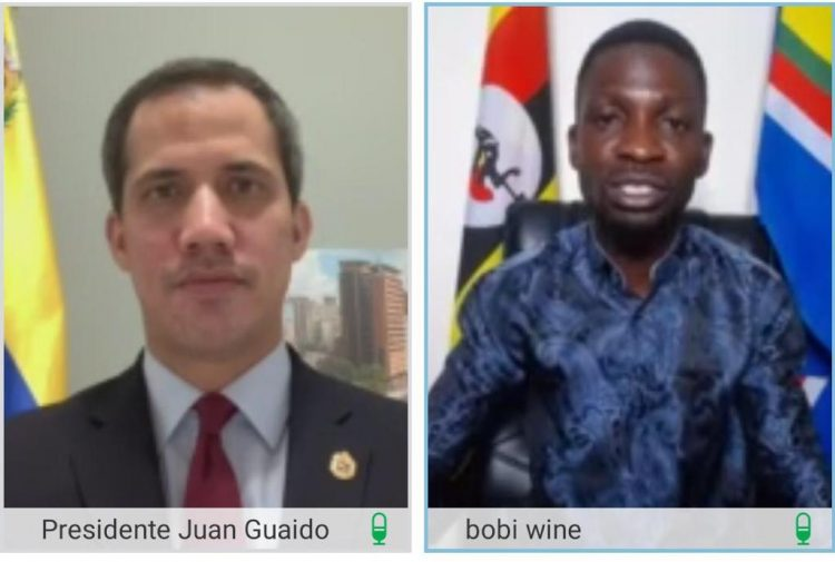 Bobi Wine Meets with Juan Guaido: The Danger of Political Opportunism