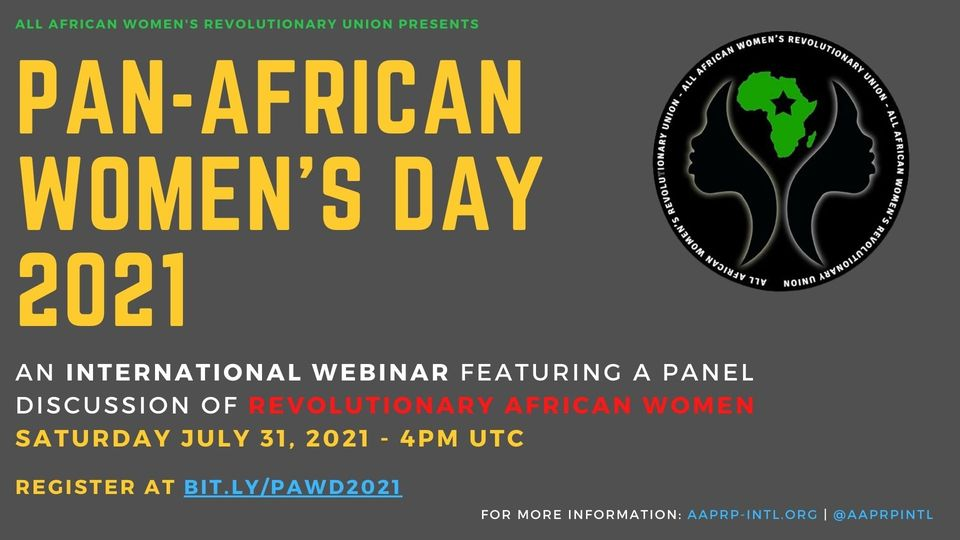 African women and youth organising for Pan-Africanism in the 21st Century