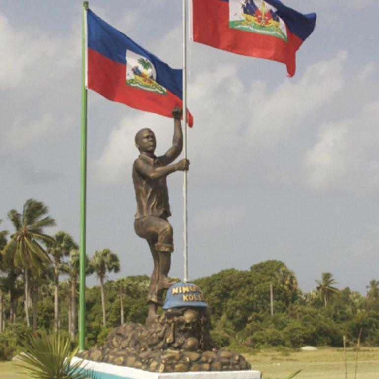 Hands Off Haiti!