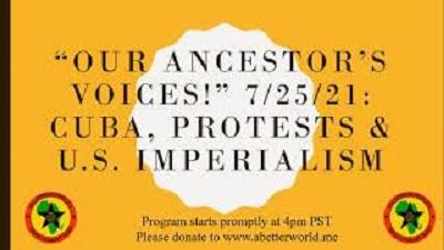 Cuba, Protests, & U.S. Imperialism [VIDEO]