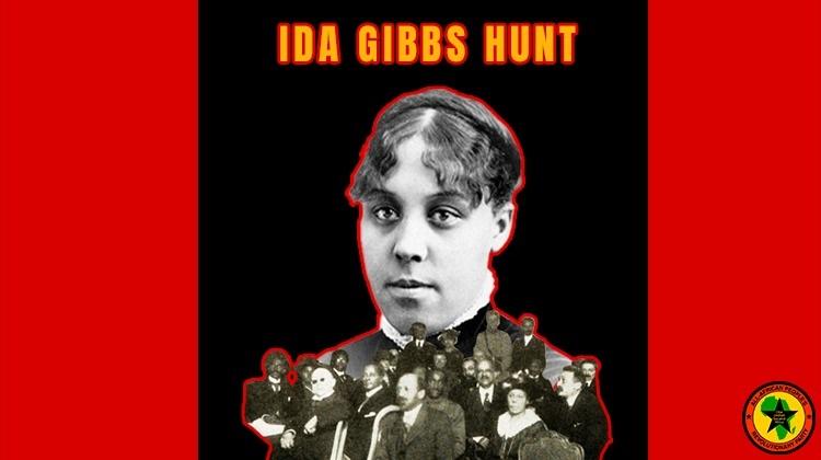 Honoring Our Ancestors – Ida Gibbs-Hunt