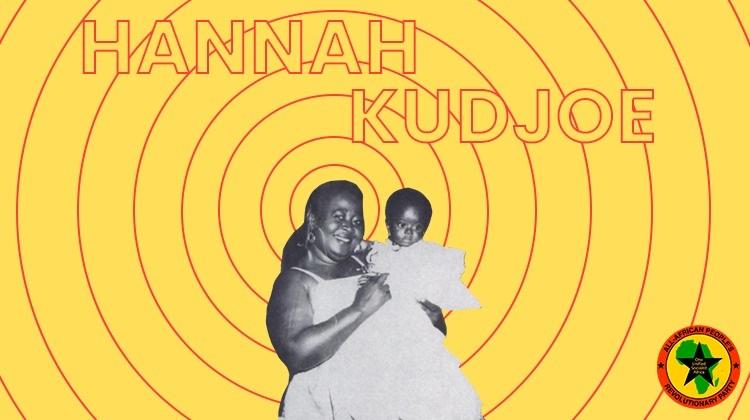 Honoring Our Ancestors – Hannah Kudjoe