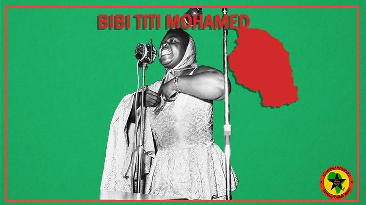 Honoring Our Ancestors – Bibi Titi Mohamed